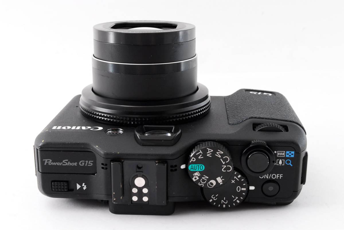 キャノン Canon PowerShot G15 #3565STC0120FE22_画像8