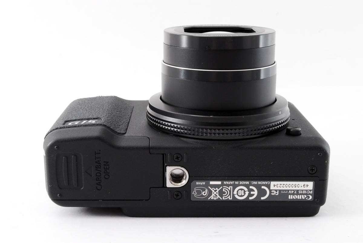 キャノン Canon PowerShot G15 #3565STC0120FE22_画像9