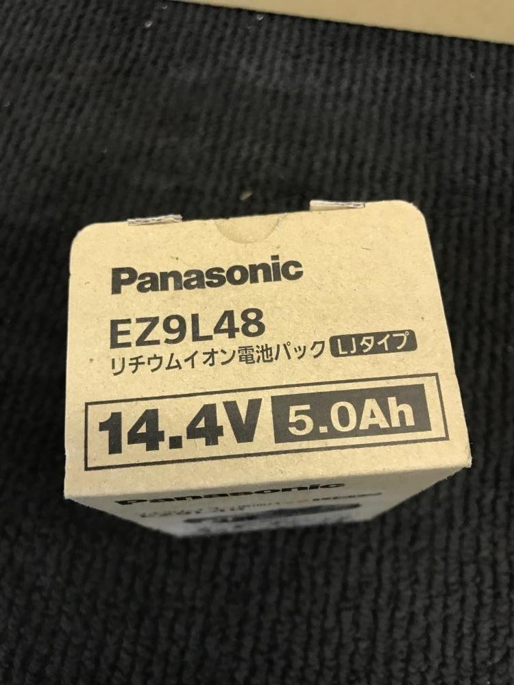 010■未使用品・即決価格■Panasonic パナソニック バッテリー EZ9L48 14.4V/5.0Ah_画像2