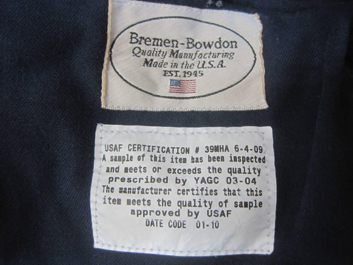 R-1 ミリタリー サバゲー アメカジ 米軍放出品 ドレス ナポレオンジャケット パンツ スラックス ズボン コスプレ 制服 ウエスト約81㎝_画像6