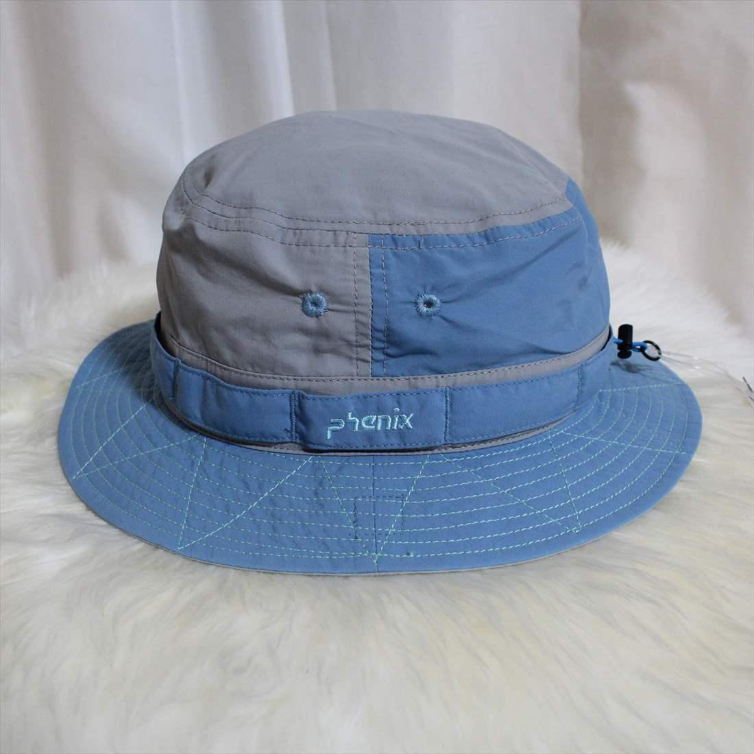 フェニックス phenix UV90 ハット サックス 新品 ジュニアフリー DRY SPHERE HAT_画像2