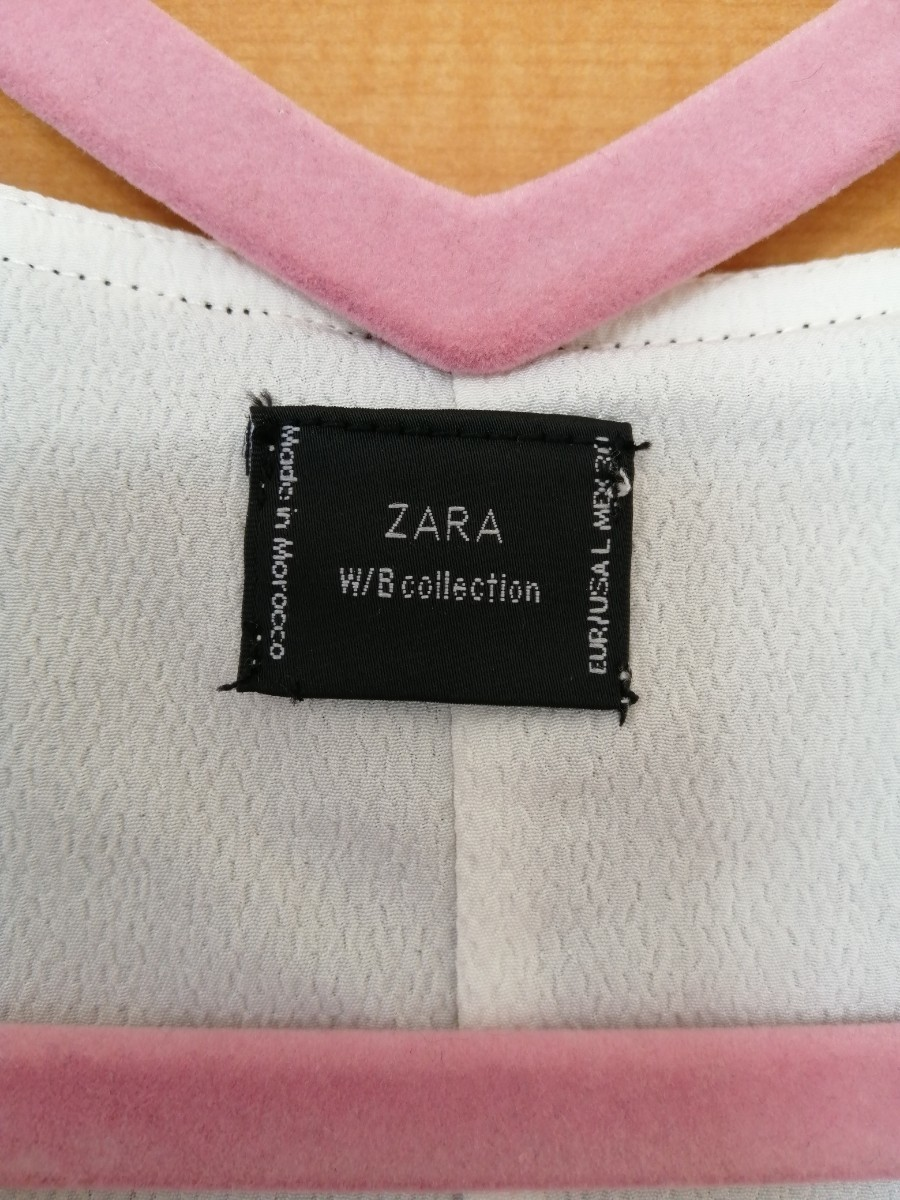 ZARAザラzara w&b collection  ワンピース オールインワンサロペット