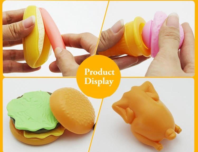 おままごと 子ども 男の子 女の子 おもちゃ キッチン ハンバーガー プレゼント ab1392_画像2