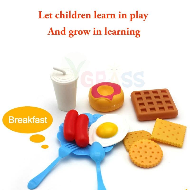 おままごと 子ども 男の子 女の子 おもちゃ キッチン ハンバーガー プレゼント ab1392_画像8