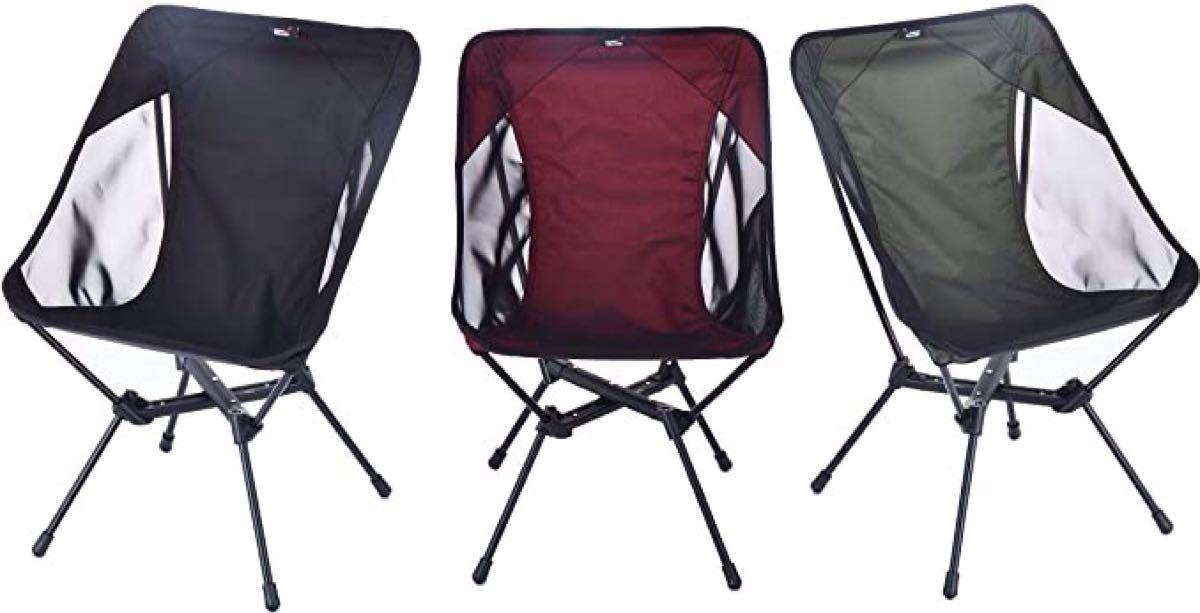 アウトドアチェア 新品 未使用 キャンプ椅子 コンパクト イス 登山 キャンプ 折りたたみ椅子 軽量 多様性