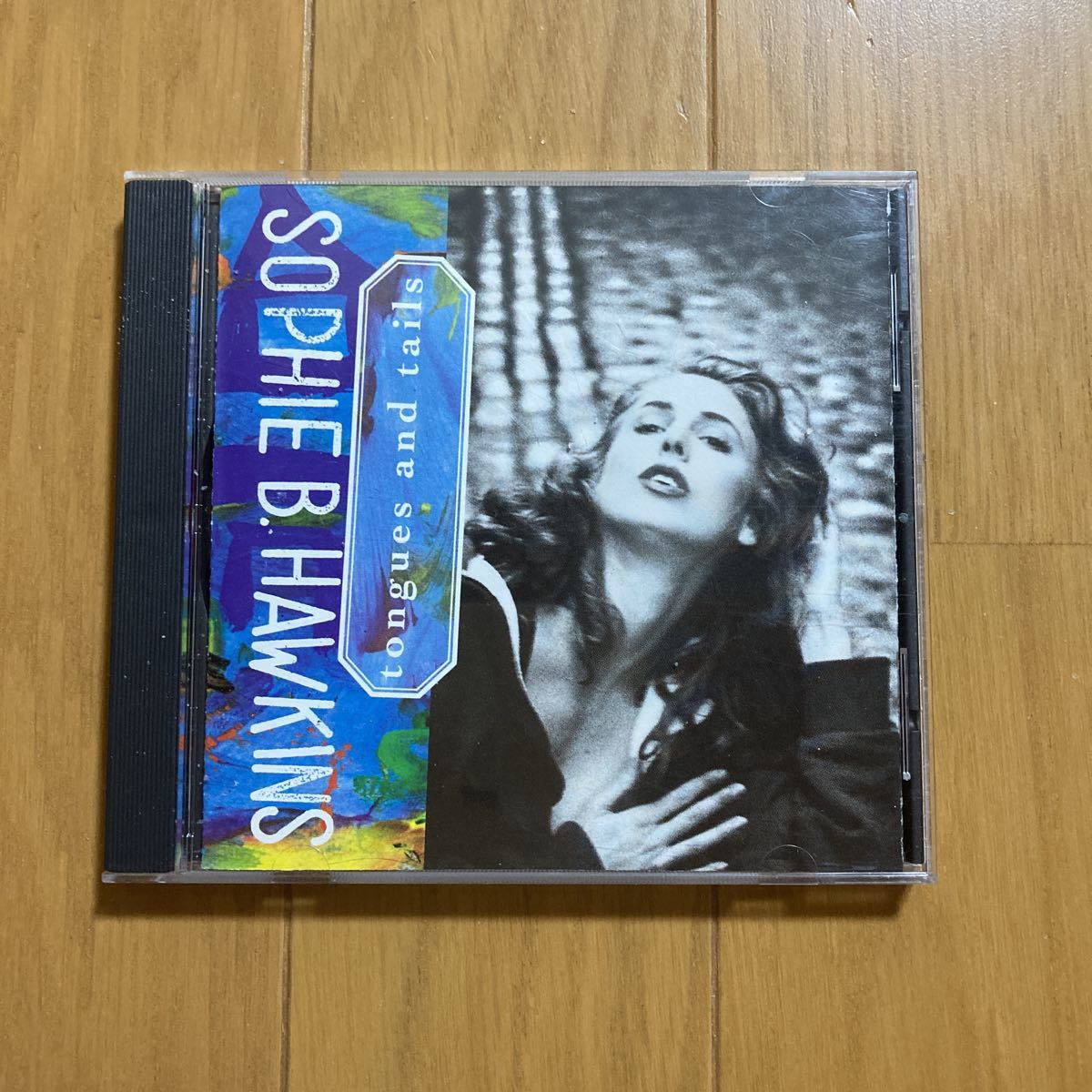 ◯《輸入盤》【ソフィー・B. ホーキンス】『tonges and tails』CD☆_画像1