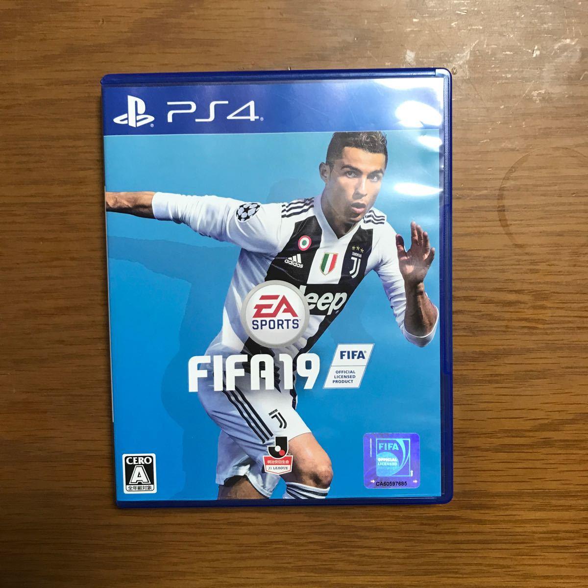 【PS4】 FIFA 19 [通常版]