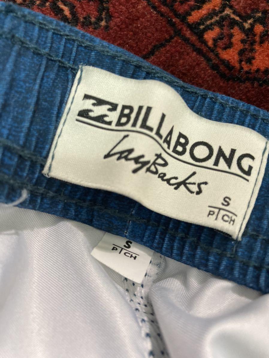 BILLABONG ビラボン メンズボ-ドショ-ツ男性用 スイムウェア 水着 正規品 Sサイズ