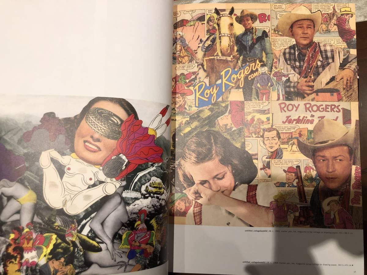 田名網敬一 直筆サイン入り 写真集 KYNE backside works KAWS daniel arsham 村上隆 空山基_画像4