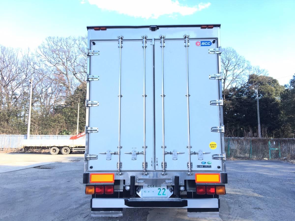「★冷蔵冷凍車/スーパーグレート・4軸低床/H22年(車検有)★」の画像2