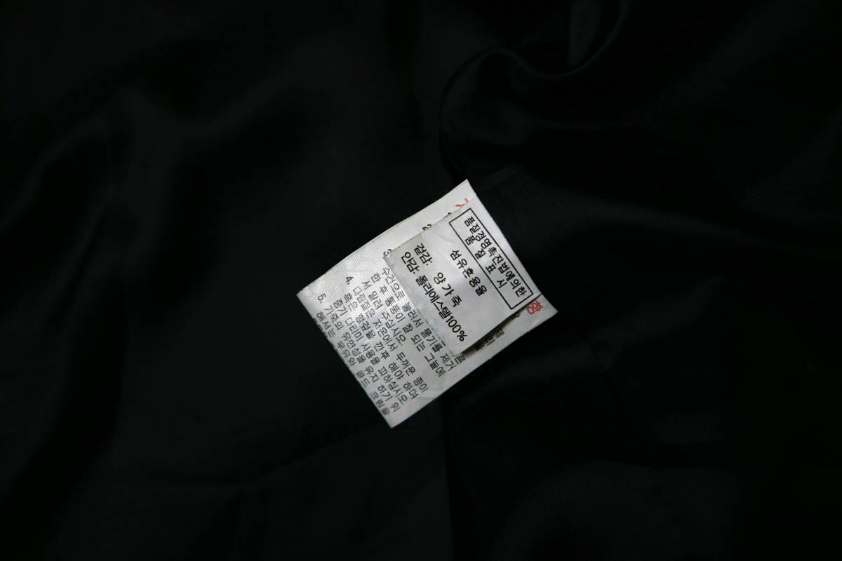 かなり良好/春秋レザー!◆韓国製 Chic Leather 羊革 レザージャケット◆Lサイズ相当(身長175-177センチ位)_画像10