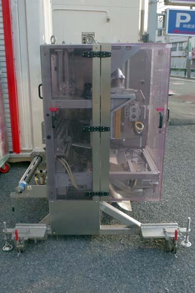 KAWASHIMA/川島製作所 縦型ピロー包装機 ★KBF-6151G2★ 51280S_画像5