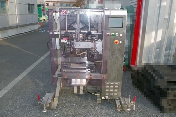 KAWASHIMA/川島製作所 縦型ピロー包装機 ★KBF-6151G2★ 51280S_画像1