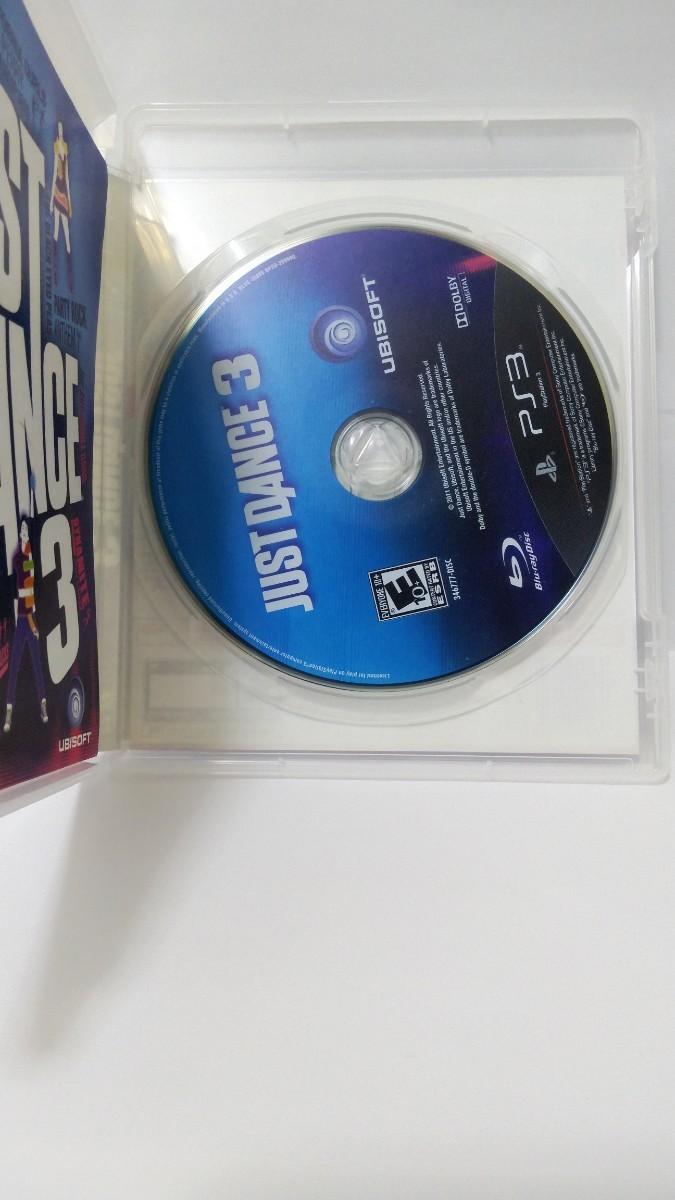 [PS3]モーションコントローラー、PS3Eye、JUST DANCE3セット