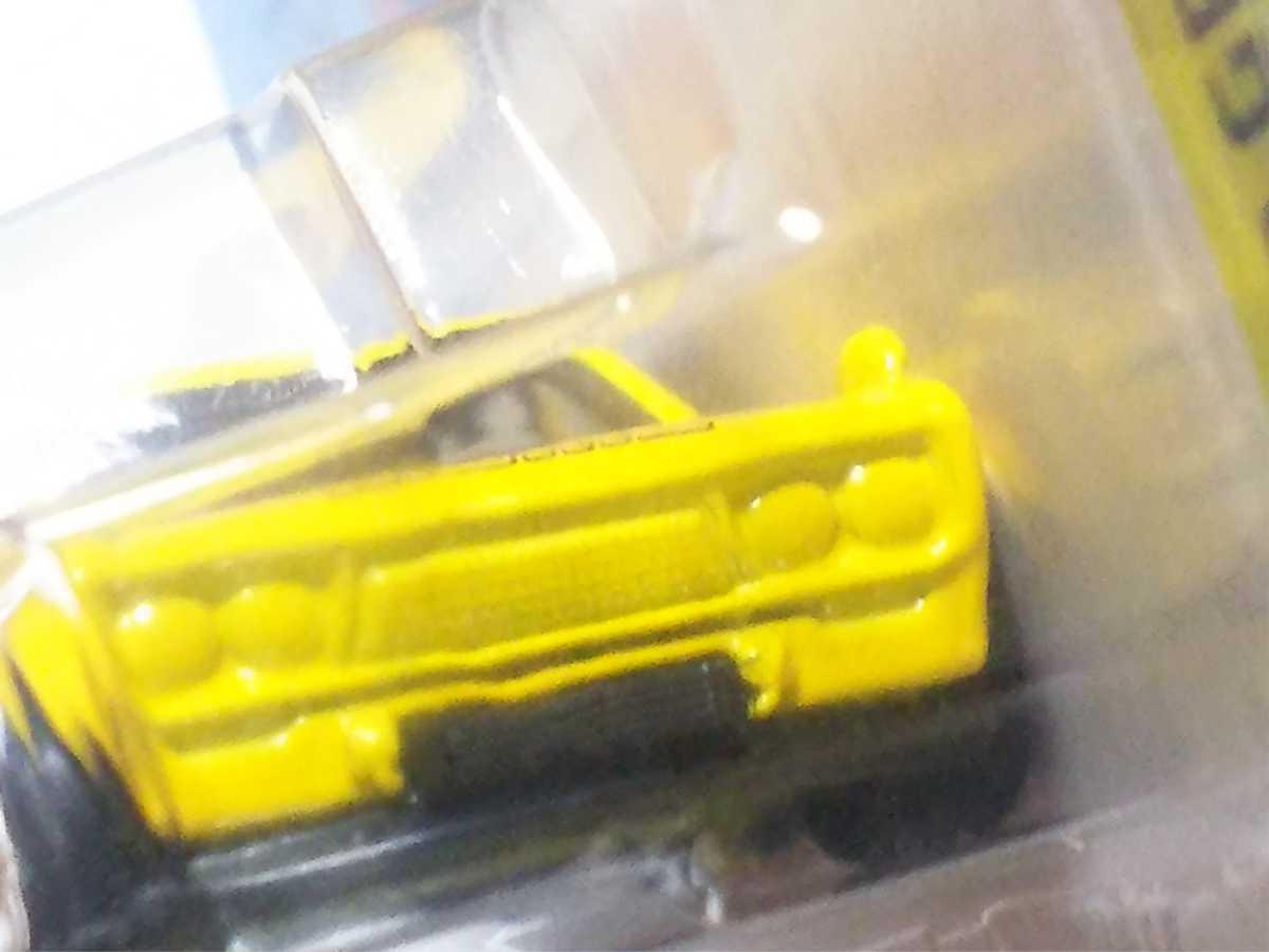 Kroger限定/Sメッシュグリル/'71 ダットサン ブルーバード 510ワゴン/黄/momo/ホットウィール/Datsun Bluebird Wagon/Hotwheels/クローガー_画像2