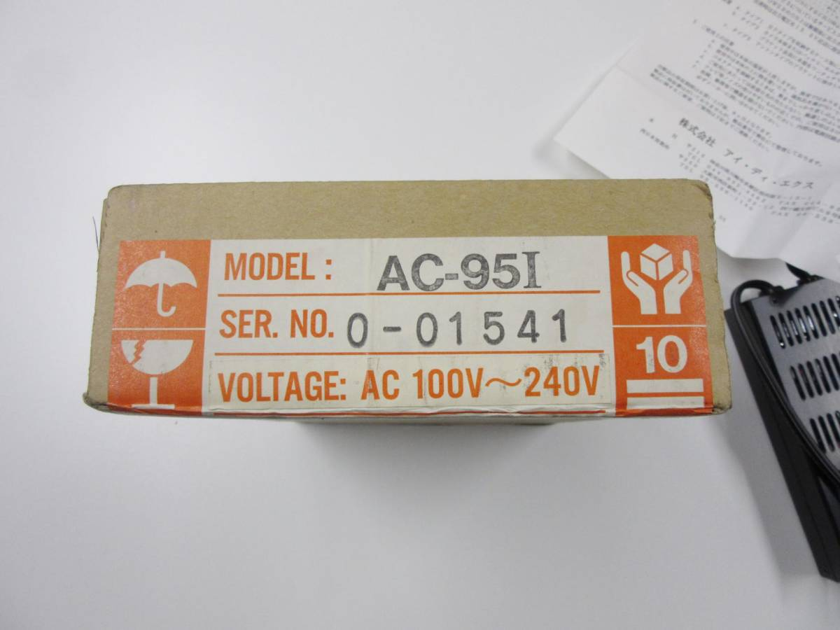 IDX カメラアダプター AC-95I 新品未使用_画像4