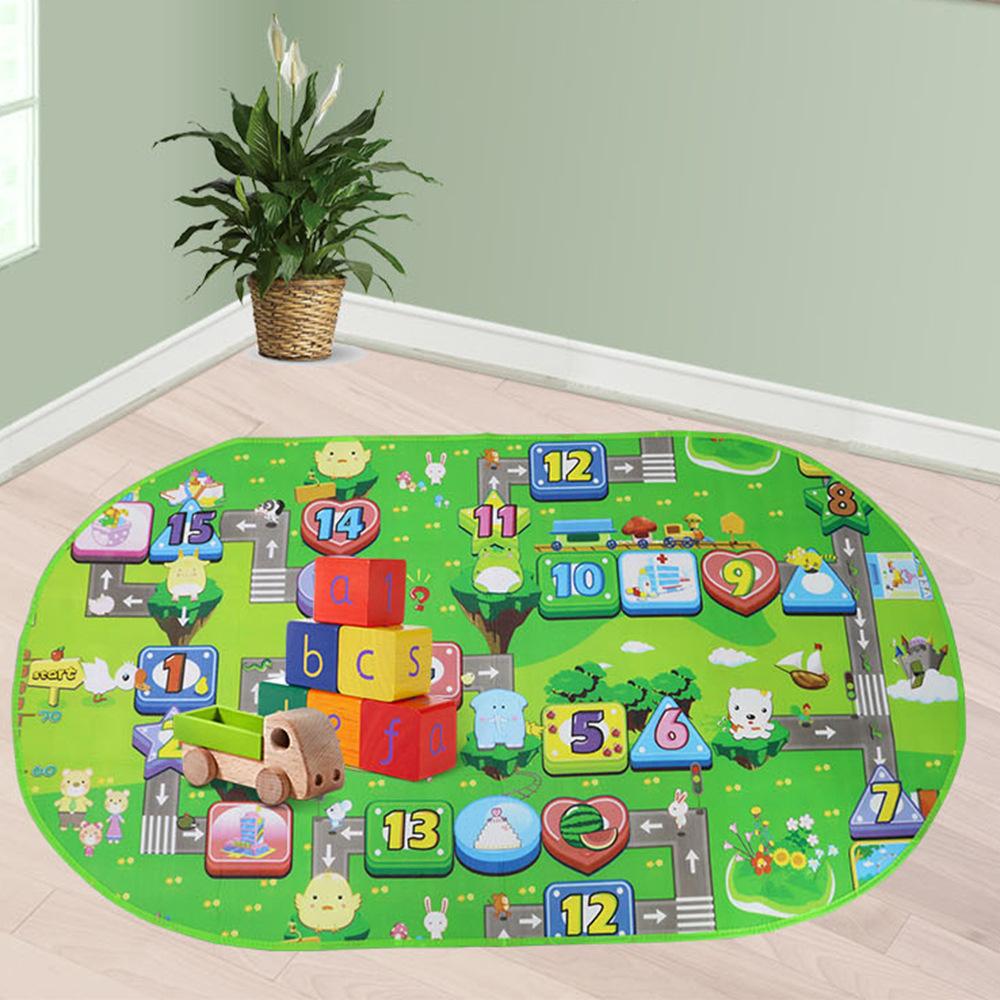 折り畳み 子供 遊び プリンセス城 屋外 ルーム 装飾 おもちゃ 女の子 Animal mat 2 テント キャンプ アウトドア_画像6