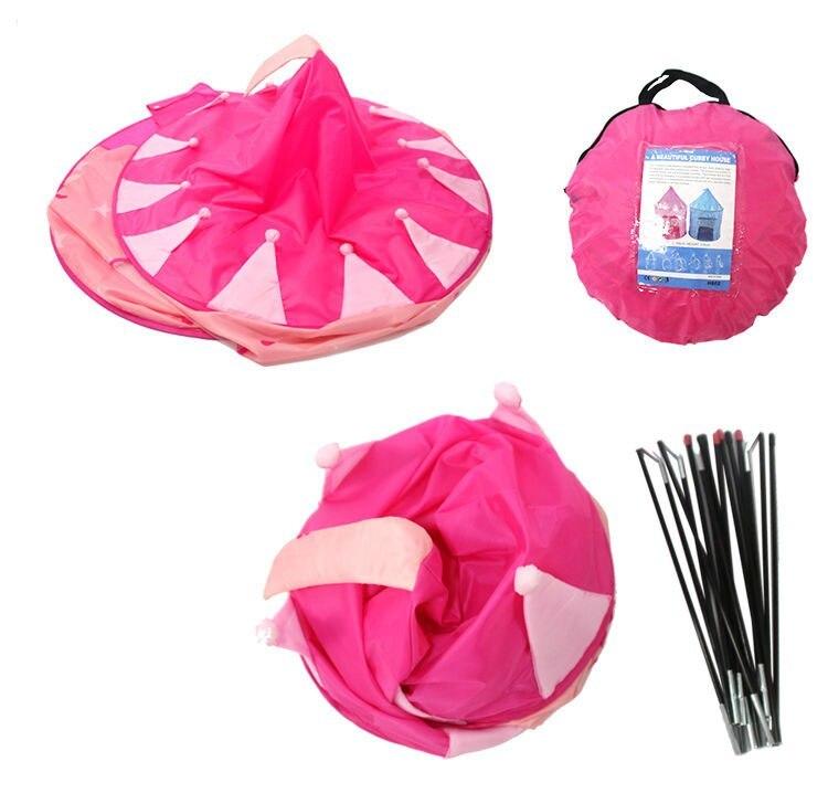 ポータブル 子供 ティピ キッズ ハウス ウィグワム 女の子 屋外 ティーピー ゲーム テント Tipi Flag1 テント キャンプ アウトドア_画像6