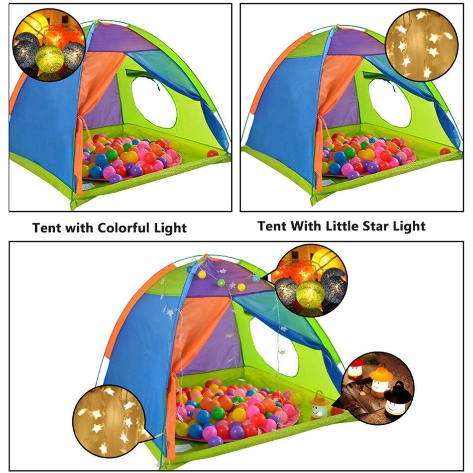 ポータブル 子供 ウィグワム ティピ 赤ちゃん 屋外 防水 プレイ リトル ハウスティーピー GR0019macaron テント キャンプ アウトドア_画像4