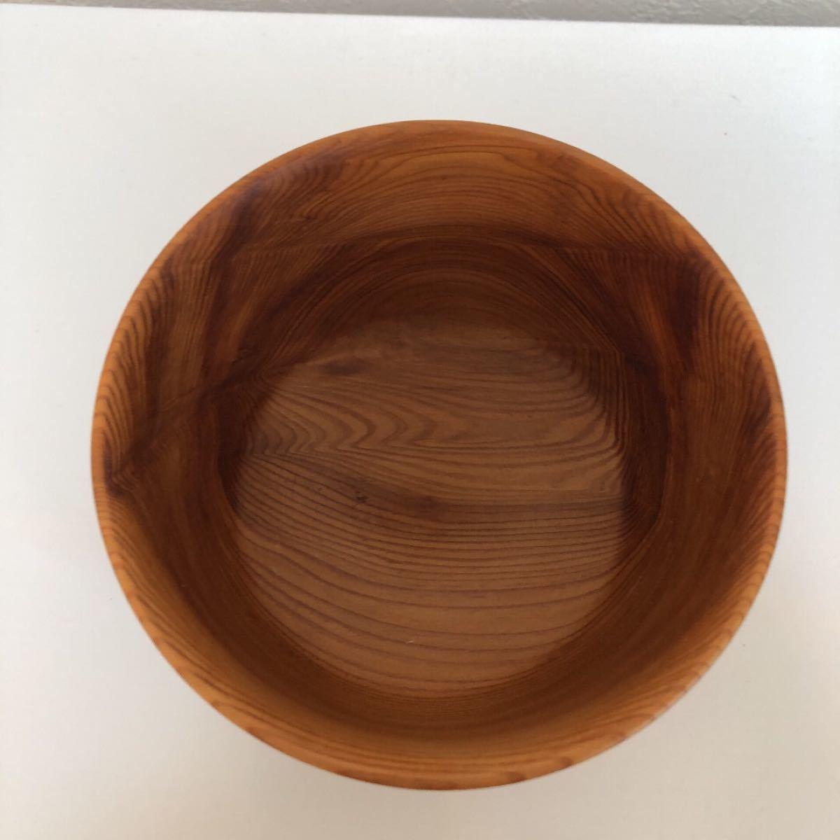 芝実作 屋久杉抹茶茶碗