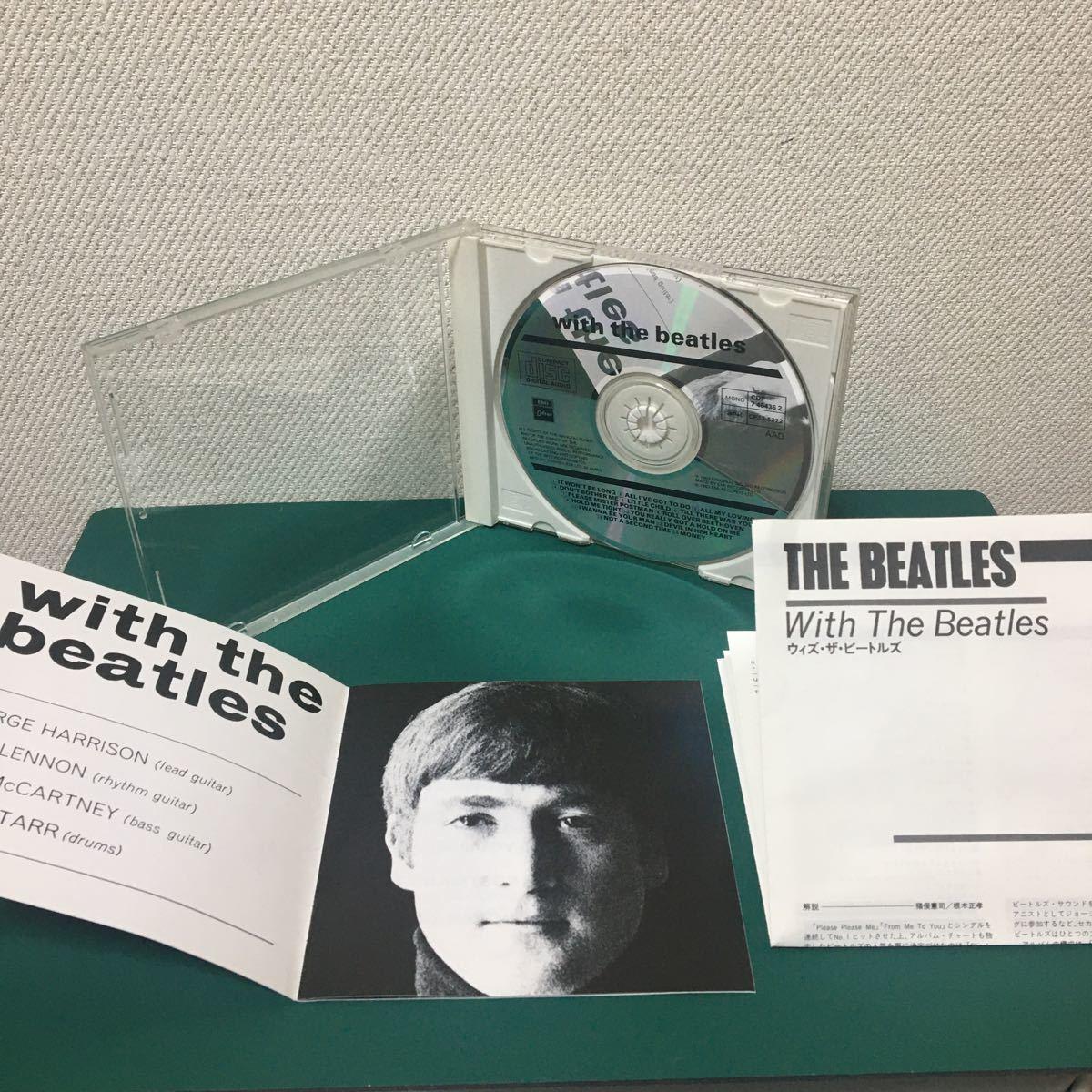 ウィズ・ザ・ビートルズ ザ・ビートルズ WITH THE BEATLES THE BEATLES