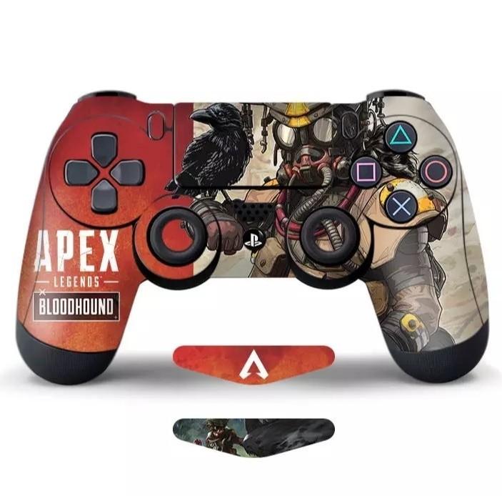 Apex legends コントローラースキン ブラッドハウンド