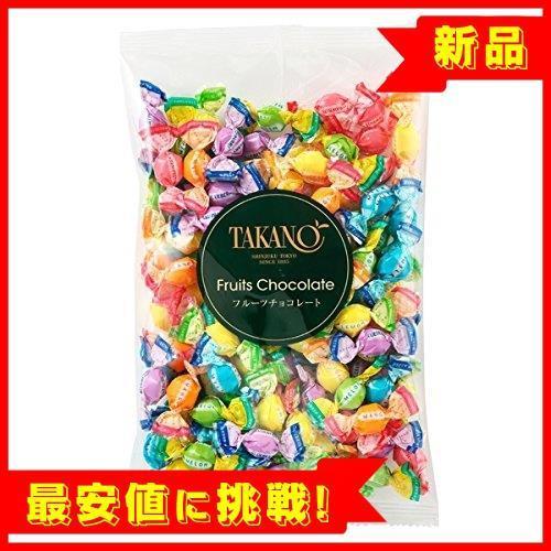限定価格!!c-11-プレゼント袋なし 新宿高野 フルーツチョコレート平袋_画像1