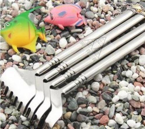 孫の手 伸縮 携帯 まごの手 まごのて 伸縮孫の手 セット ミニ工具_画像3