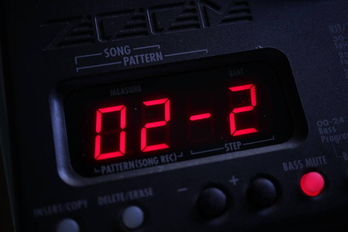 ZOOM RT-123 RhythmTrak 整備済品_画像1