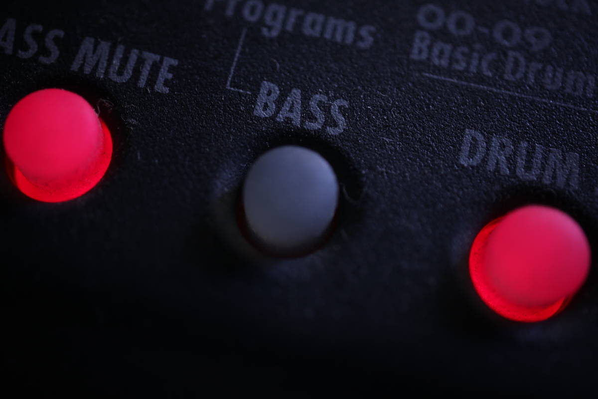 ZOOM RT-123 RhythmTrak 整備済品_画像4