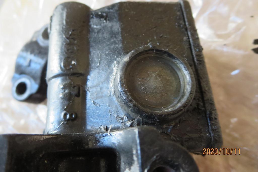DT230 LANZA ランツァ 純正部品 フロントブレーキ マスターシリンダー ヤマハ YAMAHA /セロー_画像6