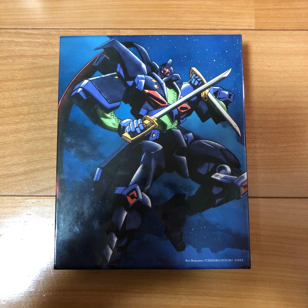 忍者戦士飛影 Blu-ray BOX 初回限定生産版