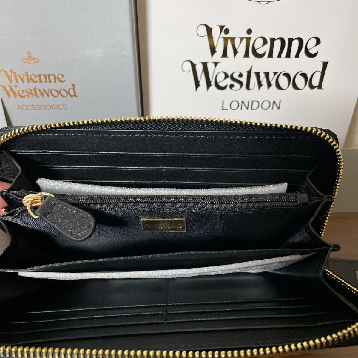 週末セール! Vivienne Westwood ヴィヴィアンウエストウッド 長財布