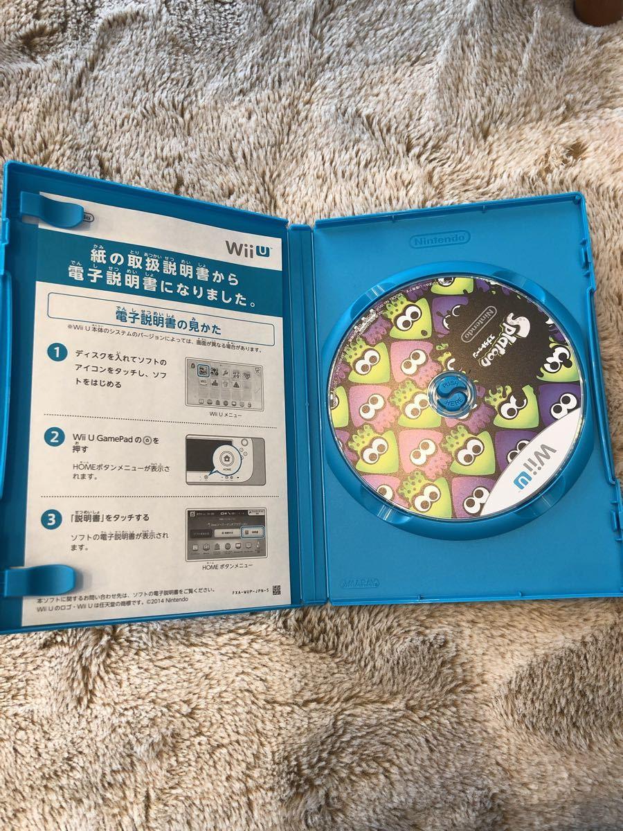 スプラトゥーン WiiU ソフト