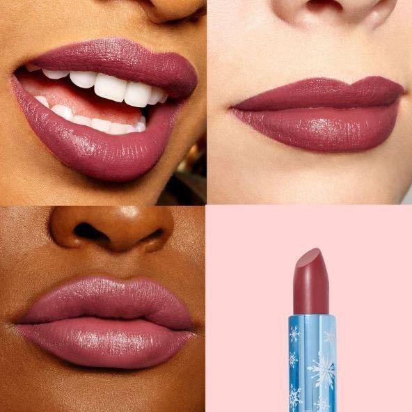 ColourPop Little Snow Lux Lipstick カラーポップ ラックス リップスティック 口紅 リップ ディズニー アナ雪
