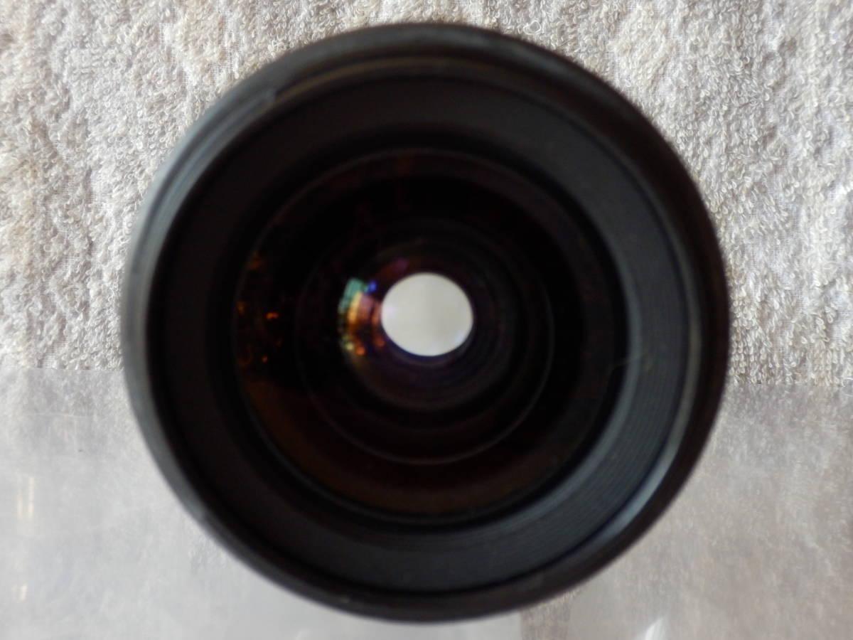 一眼レフカメラ用中古レンズ TAMRON AF 28-80mm CANON FEマウント 動作未確認ジャンク_画像7