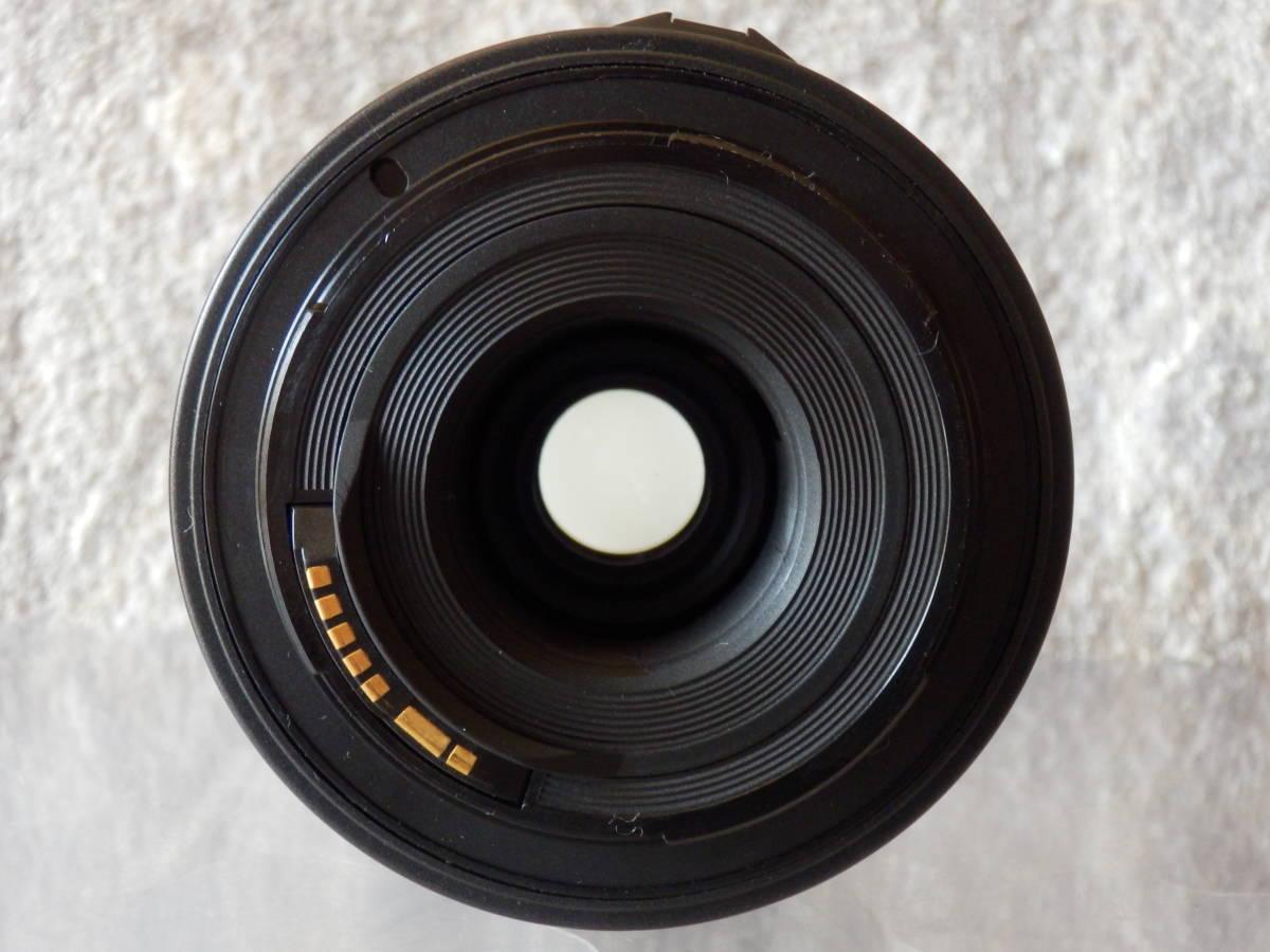 一眼レフカメラ用中古レンズ TAMRON AF 28-80mm CANON FEマウント 動作未確認ジャンク_画像8