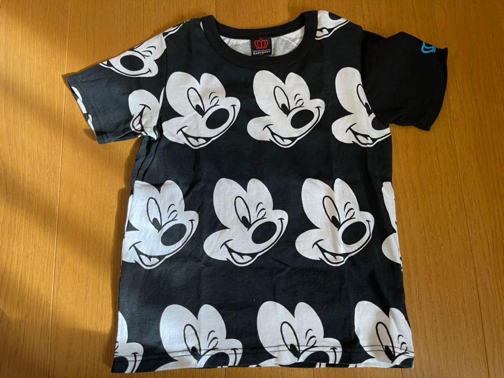 【ベビードール 】◆ミッキーマウス ◆ 半袖Tシャツ ◆ サイズ 130_画像1