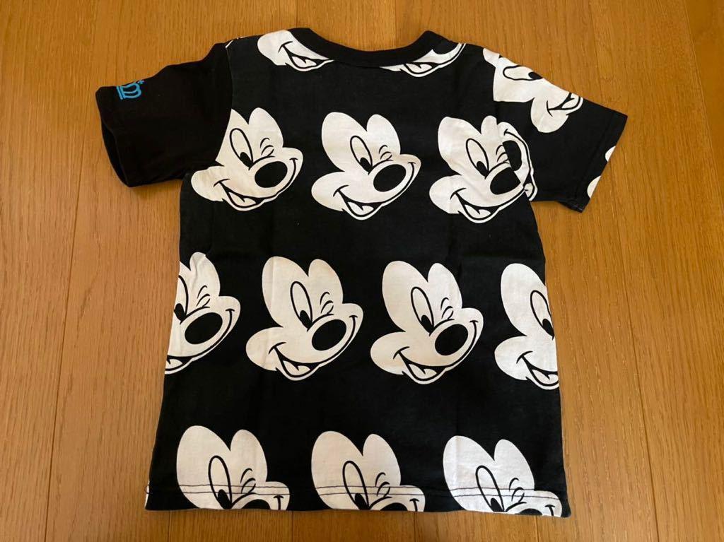 【ベビードール 】◆ミッキーマウス ◆ 半袖Tシャツ ◆ サイズ 130_画像4