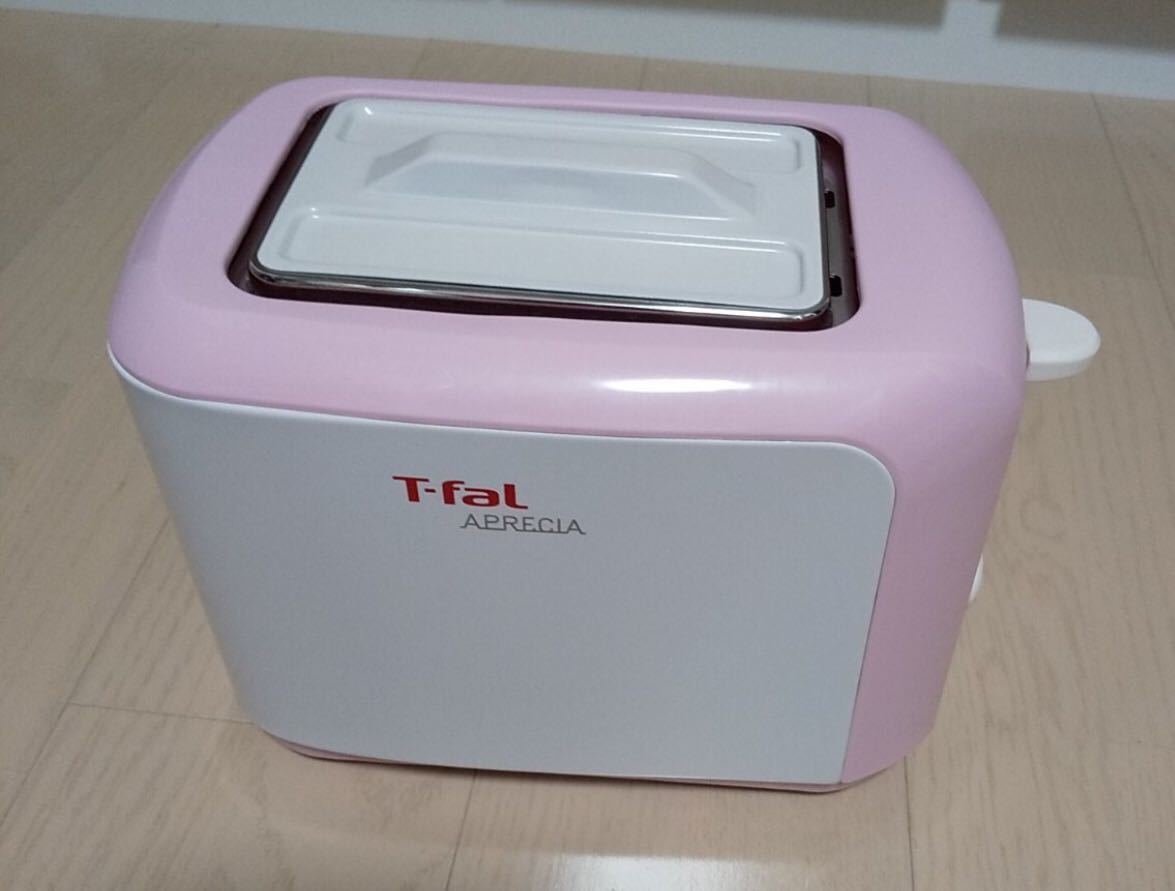 トースター  ポップアップ ティファール「アプレシア」 シュガーピンク
