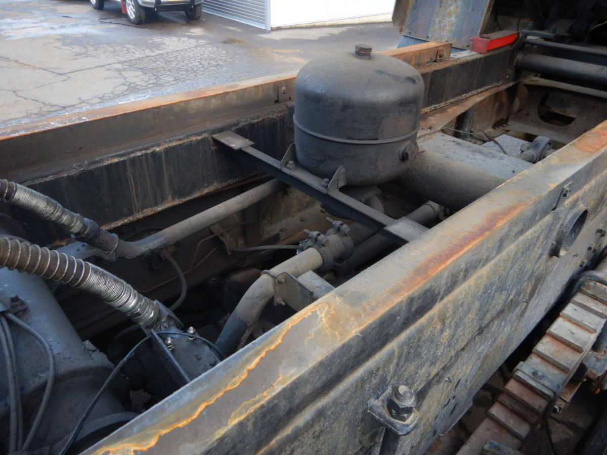【CH16099】H8年 日野 プロフィア V8 ハイルーフ ダンプ Lゲートダンプ ナンバー付 土砂ダンプ 最大積載量9300kg 税込!_画像8