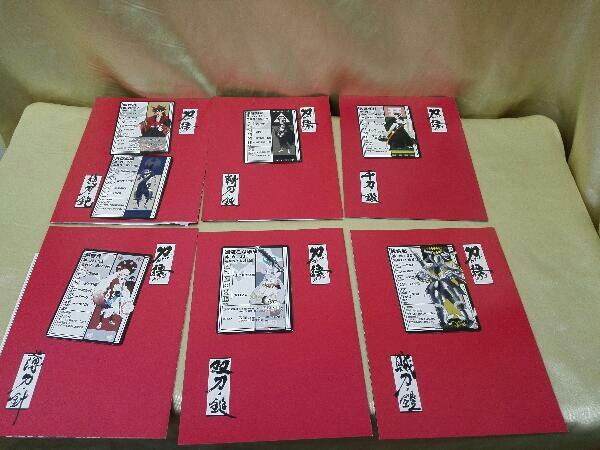 【※※※】[全12巻セット]刀語 第一~十二巻(完全生産限定版)(Blu-ray Disc)_画像5