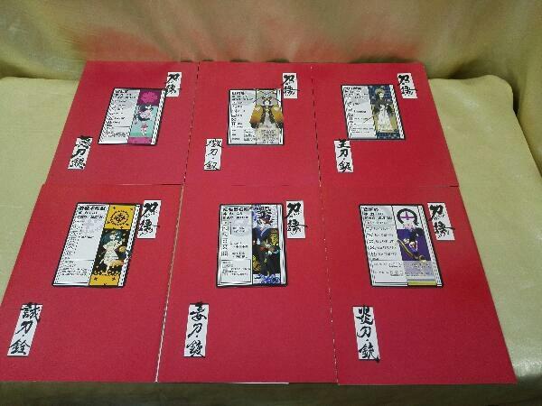 【※※※】[全12巻セット]刀語 第一~十二巻(完全生産限定版)(Blu-ray Disc)_画像8
