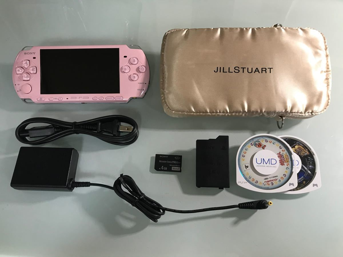 PSP-3000  ジルスチュアート