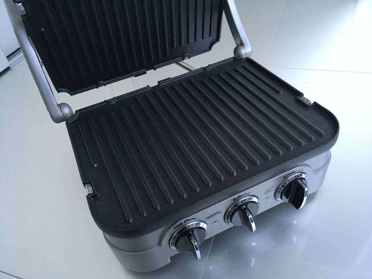 クイジナート Cuisinart マルチグルメ プレート グリル パン ホットプレート 鉄板
