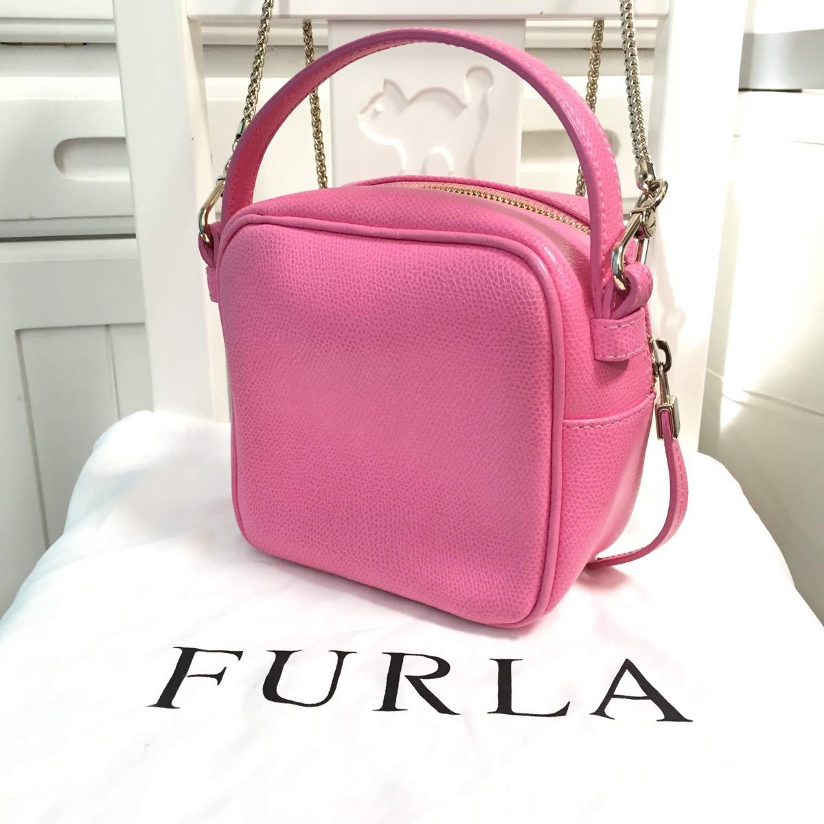 フルラ FURLA ショルダーバッグ ミニハンドバッグ 斜め掛け 2way レディースバッグ
