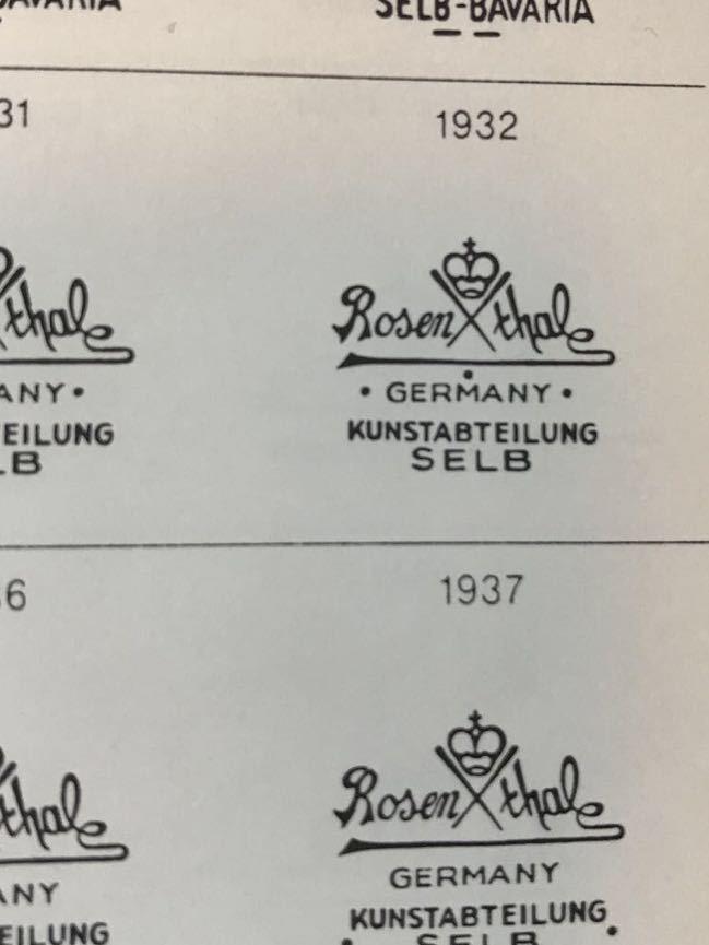 〈送料込〉〈美品〉1937年 ローゼンタール ボルゾイ ロシアングレイハウンド フィギュリン Rosenthal フィギュア 犬 いぬ dog 置物_画像10