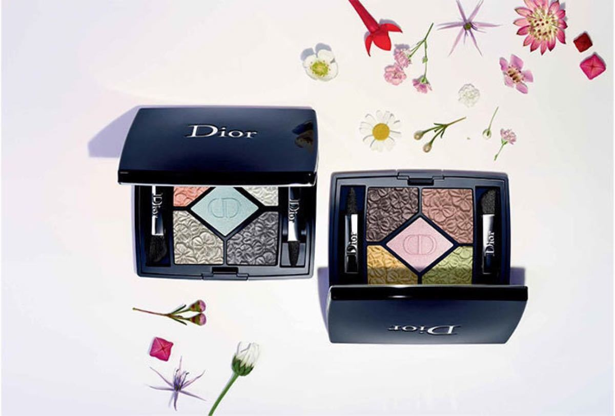 Dior ディオール サンククルール 031 ブルー ガーデン アイシャドウ 限定