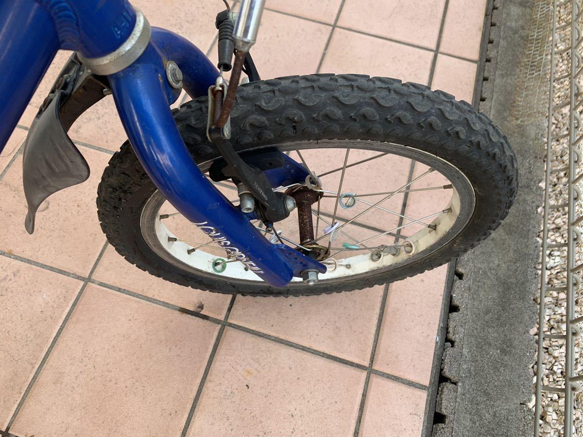 ルイガノ 16インチ LOUIS GARNEAU 子供用自転車_画像3