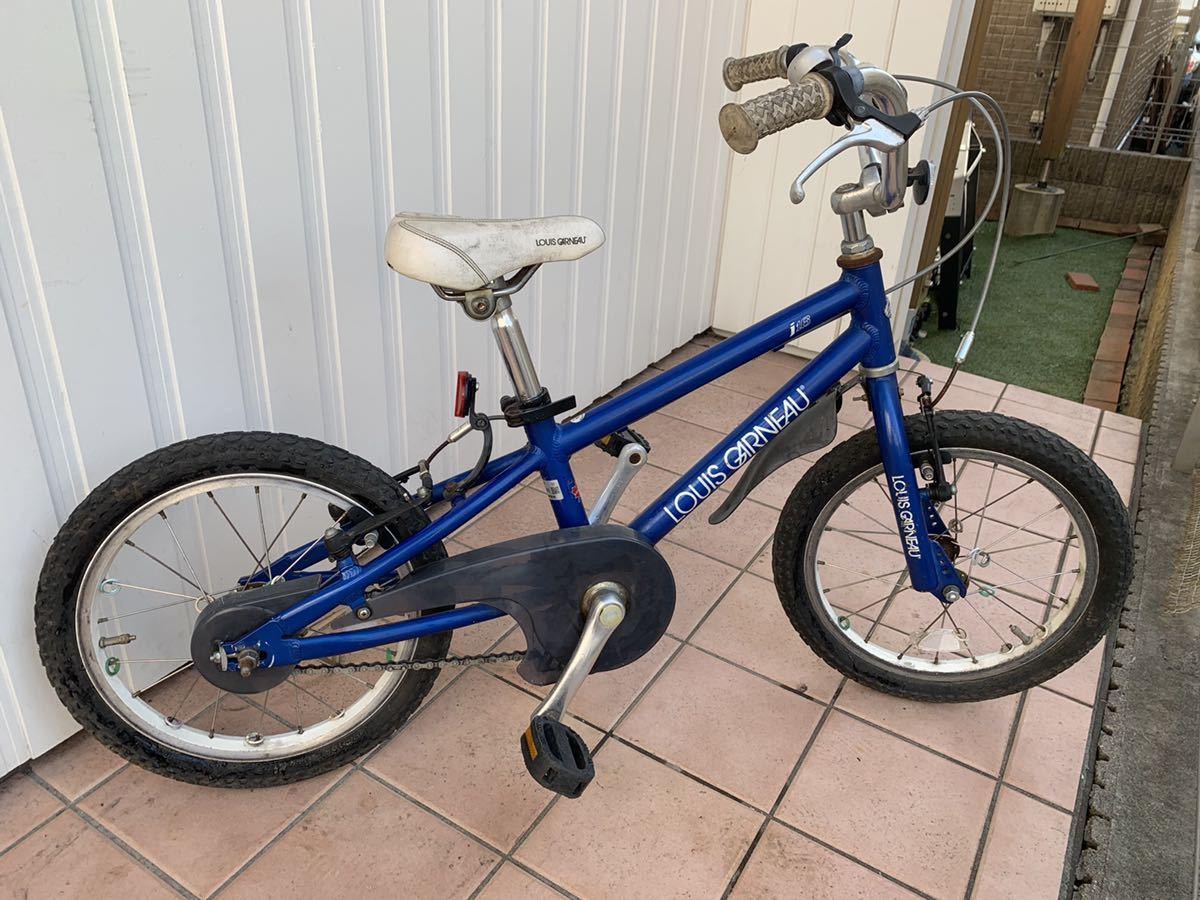 ルイガノ 16インチ LOUIS GARNEAU 子供用自転車_画像1